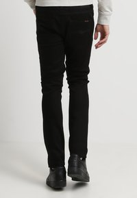 Nudie Jeans - LEAN DEAN - Slim fit jeans - dry cold black - 3