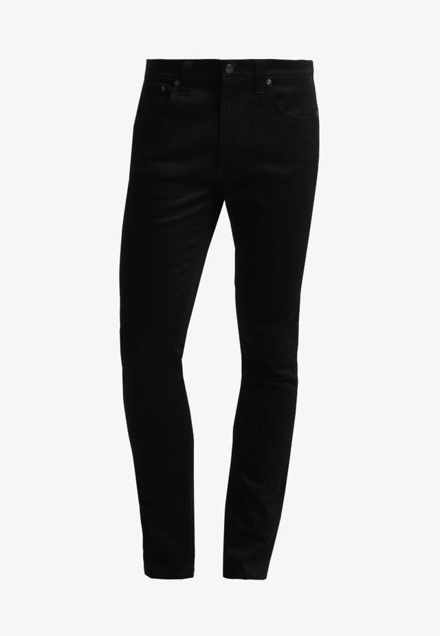 LEAN DEAN - Slim fit jeans - dry cold black