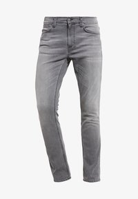 Nudie Jeans - LEAN DEAN - Slim fit -farkut - pine grey - 5
