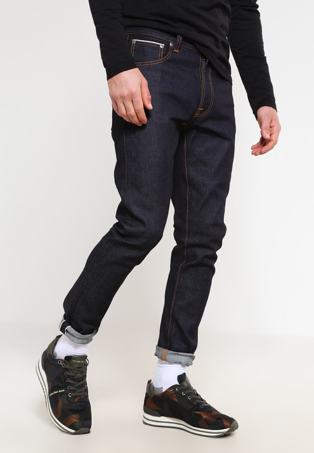 LEAN DEAN - Jeans Slim Fit - dry japan selvage