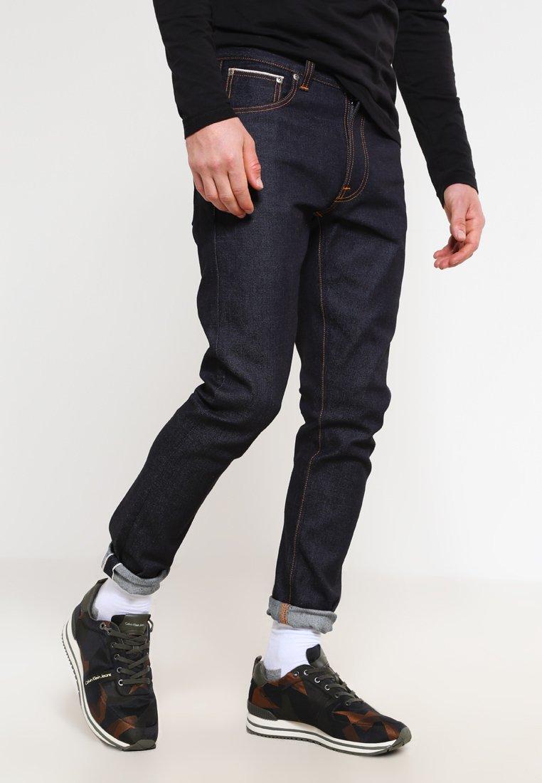 Nudie Jeans - LEAN DEAN - Jeans slim fit - dry japan selvage