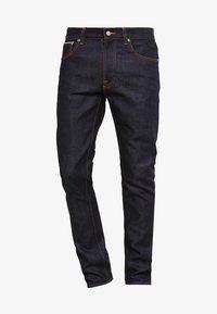 Nudie Jeans - LEAN DEAN - Slim fit jeans - dry japan selvage - 5