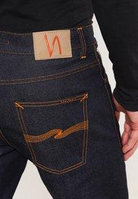 Nudie Jeans - LEAN DEAN - Slim fit jeans - dry japan selvage - 4