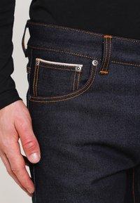 Nudie Jeans - LEAN DEAN - Slim fit jeans - dry japan selvage - 3