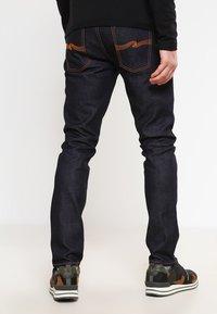 Nudie Jeans - LEAN DEAN - Slim fit jeans - dry japan selvage - 2