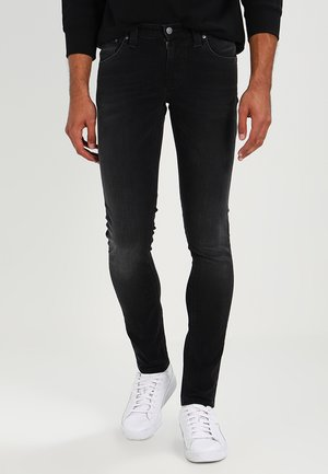 TIGHT TERRY - Jeans Skinny Fit - black breath
