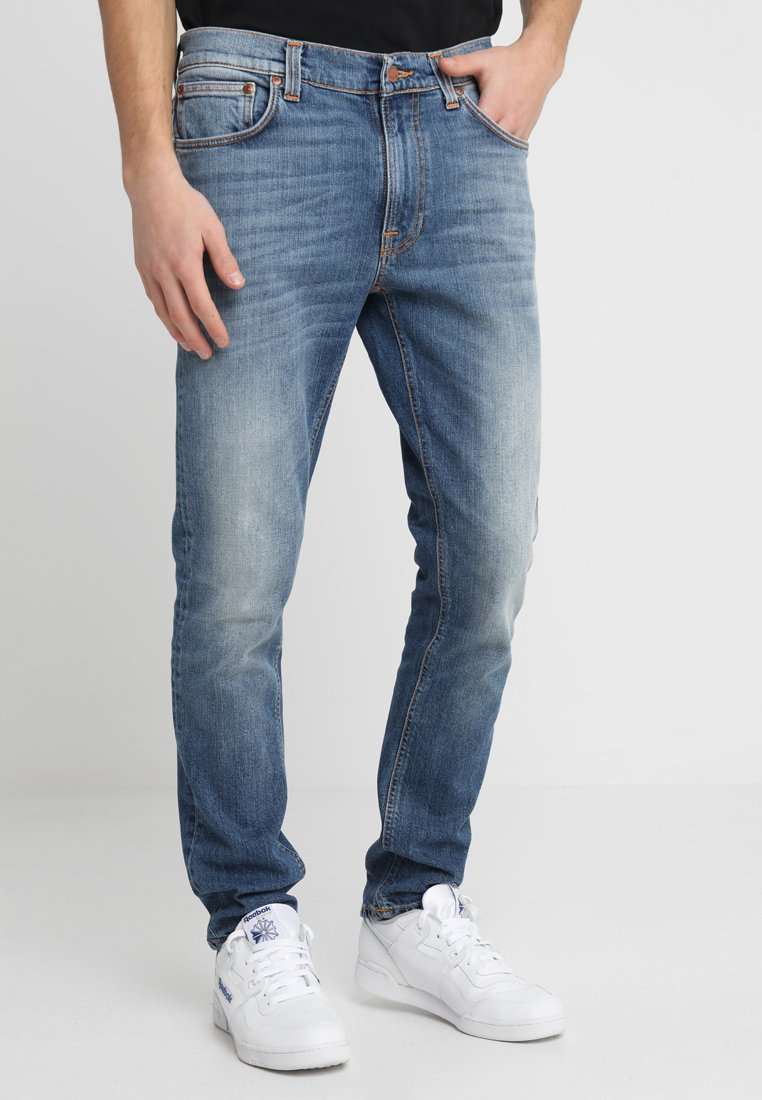 Jeans Slim Denim Lean Blue DeanJean Nudie QxrotBshdC