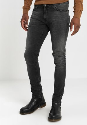 LIN - Jeans Skinny Fit - black movement