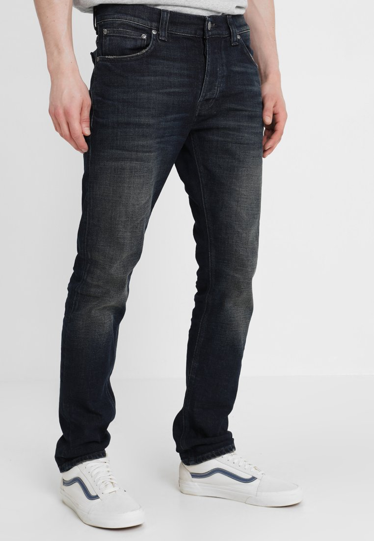 Nudie Jeans - TILTED TOR - Jeans slim fit - indigofera river