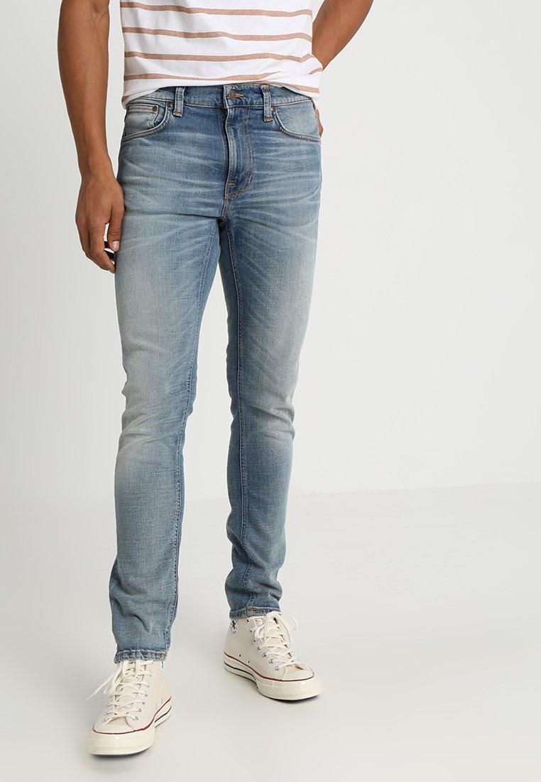 Nudie Jeans - LEAN DEAN - Jeans slim fit - used cross