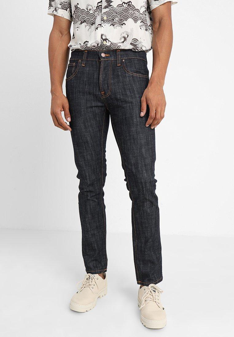 Nudie Jeans - GRIM TIM - Jeans Slim Fit - dry cross