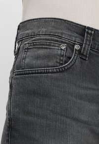 Nudie Jeans - LEAN DEAN - Slim fit jeans - mono grey - 5