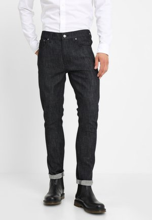 LEAN DEAN - Slim fit jeans - dry deep dark