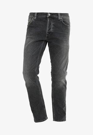 GRIM TIM - Jeans straight leg - shimmering grey