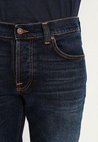 Nudie Jeans - GRIM TIM - Slim fit jeans - ink navy - 3