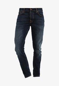 Nudie Jeans - GRIM TIM - Slim fit jeans - ink navy - 5