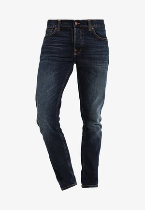 GRIM TIM - Slim fit jeans - ink navy