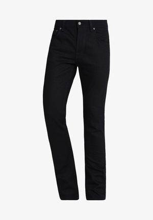 GRIM TIM - Slim fit jeans - dry indigo indigo