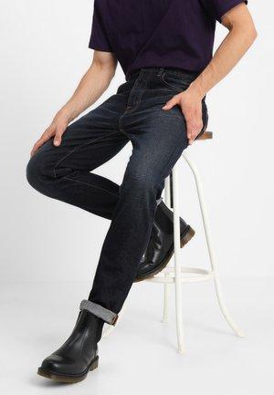 FEARLESS FREDDIE - Jeans Relaxed Fit - dark scrapings