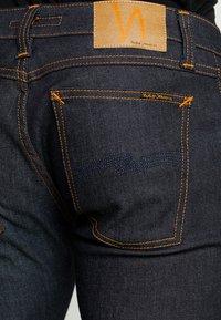 Nudie Jeans - LIN - Skinny džíny - dry power - 5