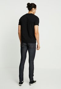 Nudie Jeans - LIN - Skinny džíny - dry power - 2