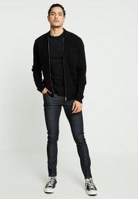 Nudie Jeans - LIN - Skinny džíny - dry power - 1