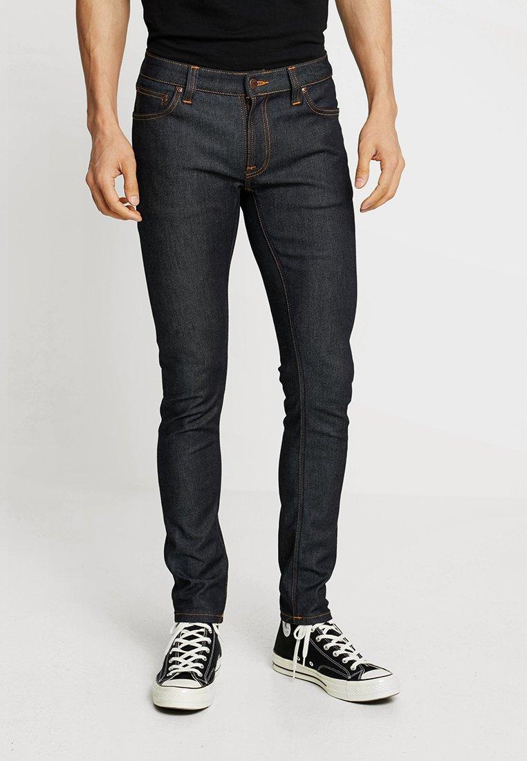 Nudie Jeans - LIN - Skinny džíny - dry power