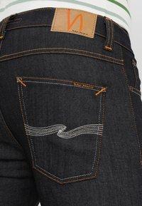 Nudie Jeans - LEAN DEAN - Slim fit jeans - dry tonal ecru - 3