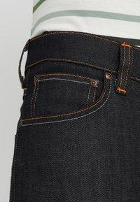Nudie Jeans - LEAN DEAN - Slim fit jeans - dry tonal ecru - 5