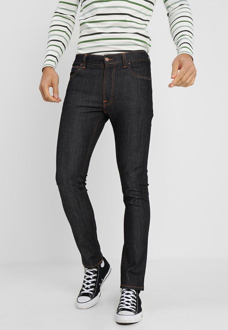 Nudie Jeans - LEAN DEAN - Slim fit jeans - dry tonal ecru