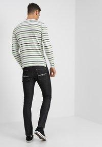 Nudie Jeans - LEAN DEAN - Slim fit jeans - dry tonal ecru - 2