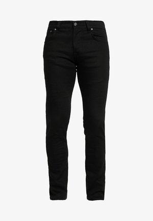 GRIM TIM - Slim fit jeans - dry ever black