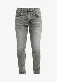 Nudie Jeans - LEAN DEAN - Džíny Slim Fit - vintage grey - 4