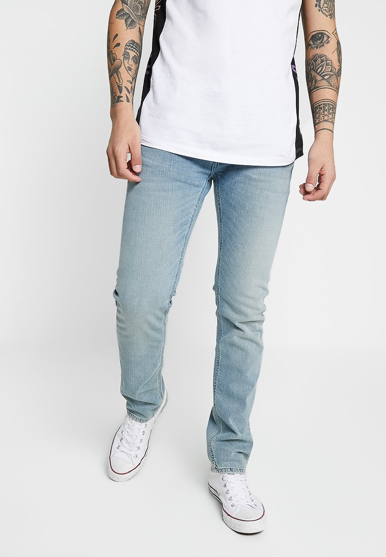 Nudie Jeans - LEAN DEAN - Slim fit jeans - light broken indigo