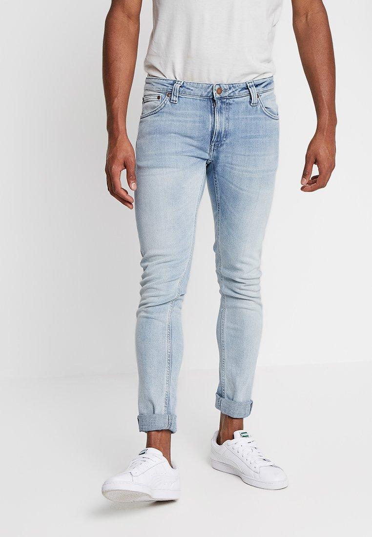 Nudie Jeans - SKINNY LIN - Jeans Skinny Fit - indigo mania