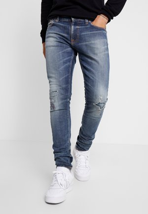 TIGHT TERRY - Jeans Skinny Fit - blue denim