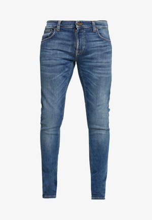 TIGHT TERRY - Skinny-Farkut - steel navy