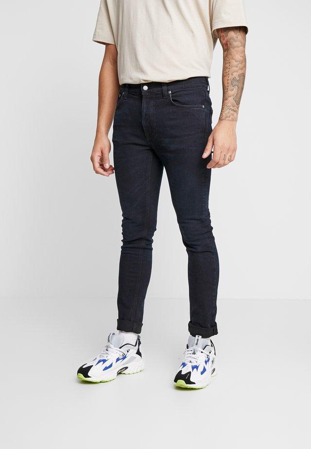LEAN DEAN - Slim fit jeans - black out