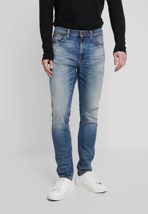 LEAN DEAN - Slim fit jeans - repairs