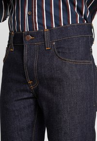 Nudie Jeans - GRIM TIM - Straight leg -farkut - dry true navy - 4