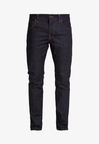 Nudie Jeans - GRIM TIM - Straight leg -farkut - dry true navy - 3