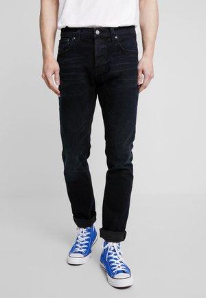GRIM - Jean slim - black edge