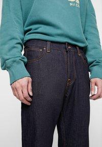 Nudie Jeans - STEADY EDDIE - Džíny Straight Fit - dry true - 5