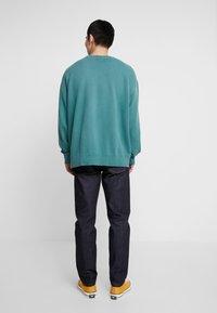 Nudie Jeans - STEADY EDDIE - Džíny Straight Fit - dry true - 2