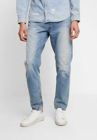 Nudie Jeans - STEADY EDDIE - Relaxed fit -farkut - favorite worn - 0