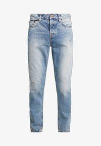 Nudie Jeans - STEADY EDDIE - Relaxed fit -farkut - favorite worn - 4