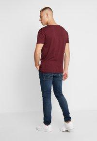 Nudie Jeans - TIGHT TERRY - Jeans Skinny Fit - dark dawn - 2