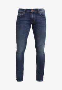 Nudie Jeans - TIGHT TERRY - Jeans Skinny Fit - dark dawn - 4