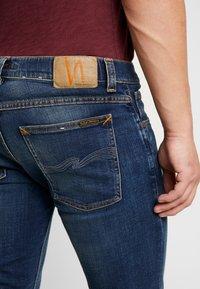 Nudie Jeans - TIGHT TERRY - Jeans Skinny Fit - dark dawn - 5