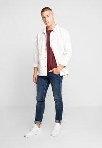 Nudie Jeans - TIGHT TERRY - Jeans Skinny Fit - dark dawn - 1